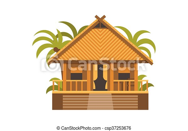 Bungalow House - csp37253676