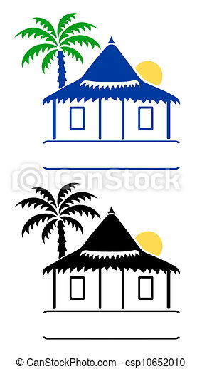 Bungalow signs - csp10652010