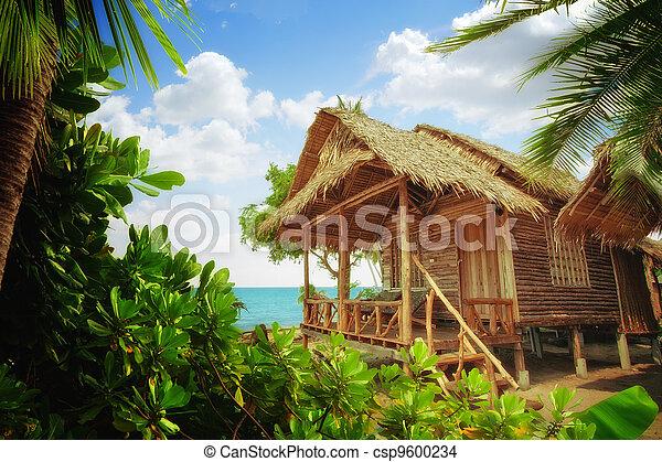 bungalow - csp9600234