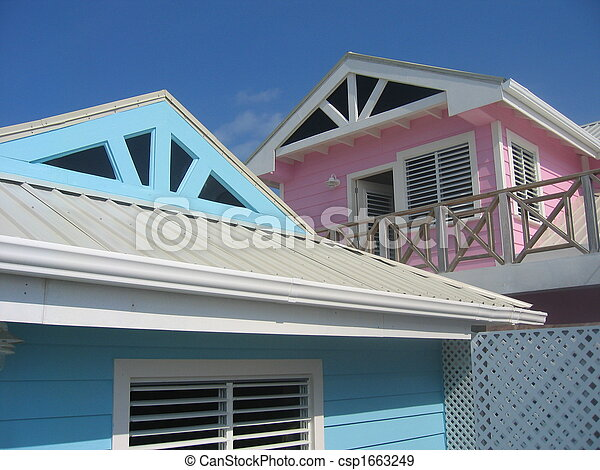 bungalow - csp1663249