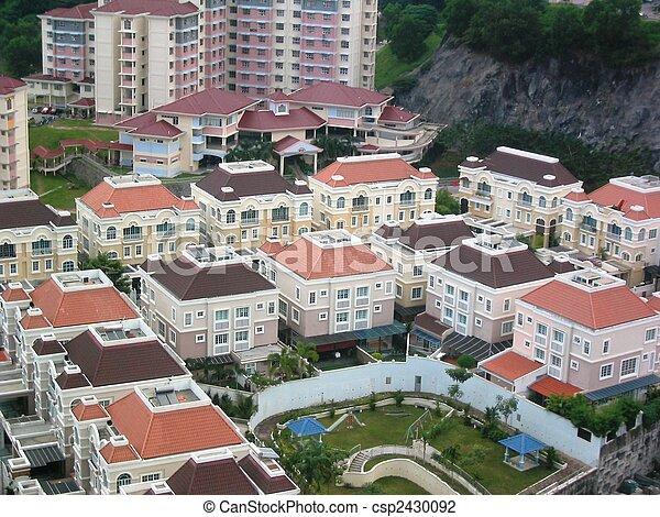 bungalows - csp2430092