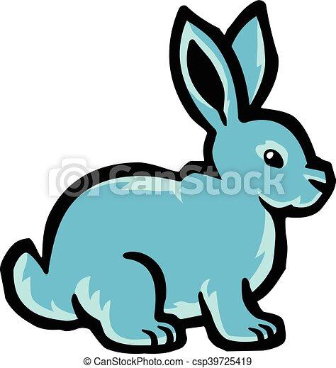 bunny rabbit vector clip art search illustration drawings and rh canstockphoto com rabbit vector disease rabbit vector silhouette