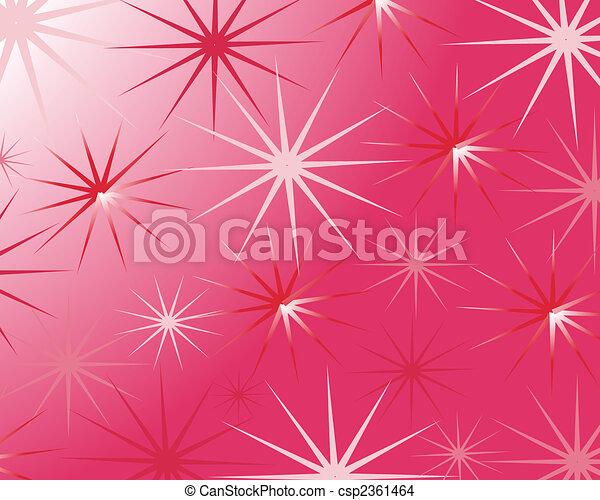 Farbige Sterne - csp2361464