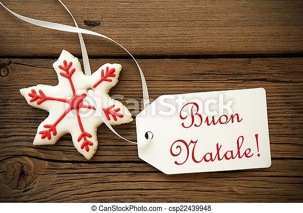 Buon natale italian christmas greetings buon natale which is buon natale italian christmas greetings csp22439948 m4hsunfo