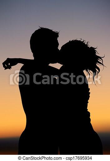 buono, bacio, notte - csp17695934