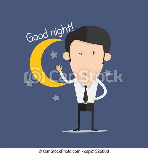 buono, notte - csp21326868