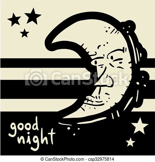 buono, notte - csp32975814