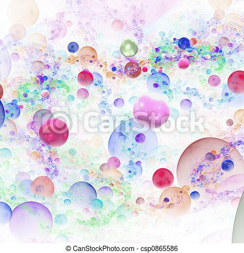 burbujas - csp0865586