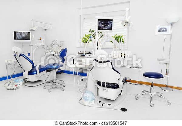 bureau dentaire - csp13561547