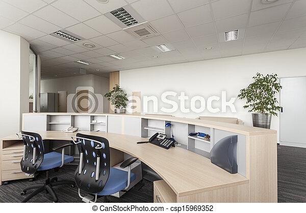 bureau - csp15969352