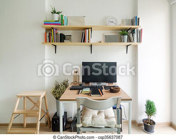 Bureau maison fonctionnement espace bureau fonctionnement
