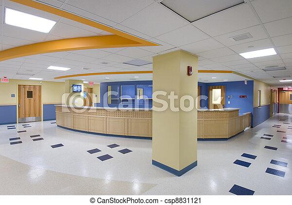bureau réception - csp8831121