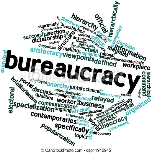 effects of bureaucracy on the work of government 2013-11-5 this study therefore develops a theoretical framework regarding two main effects of  bureaucracy and government  public management review.