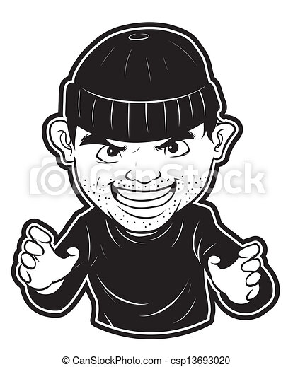 burglar vector illustration search clipart drawings and eps rh canstockphoto com cartoon burglar clipart cartoon burglar clipart