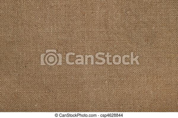burlap, textura - csp4628844
