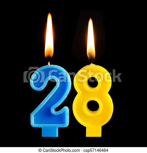 Where are Birthdate Candles made?