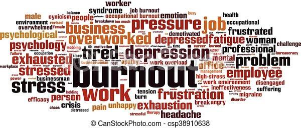 Burnout-horizon.eps - csp38910638