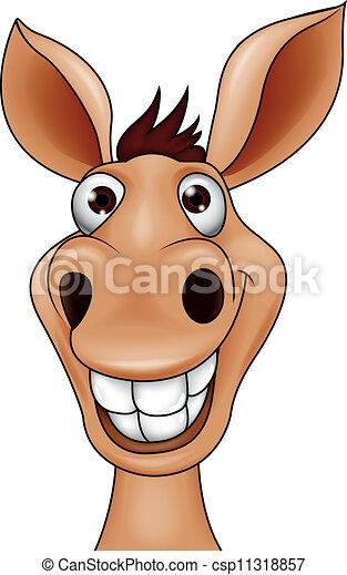 Cabeza de burro - csp11318857