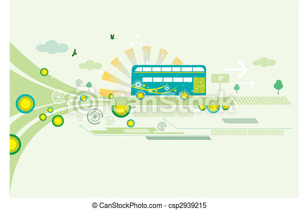 bus - csp2939215