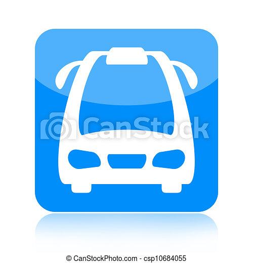 Bus icon - csp10684055