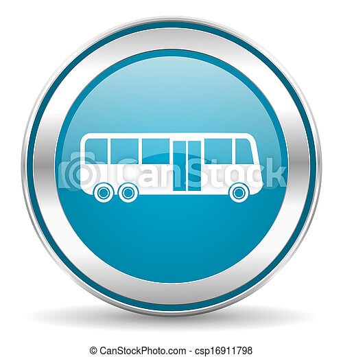 bus icon - csp16911798