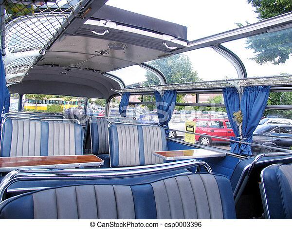 Bus interiorb - csp0003396