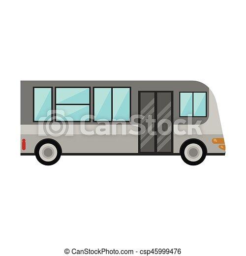 bus public transport vehicle - csp45999476