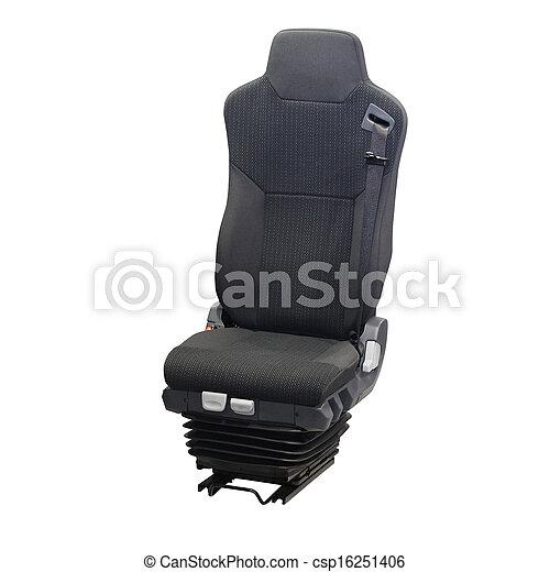 Bus seat - csp16251406