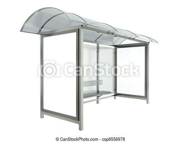 Bus Stop Stock Illustration Images 7 625 Bus Stop Illustrations
