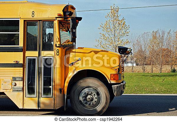 Bus Stop - csp1942264