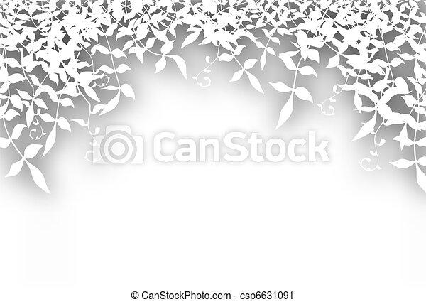 Bushy cutout - csp6631091