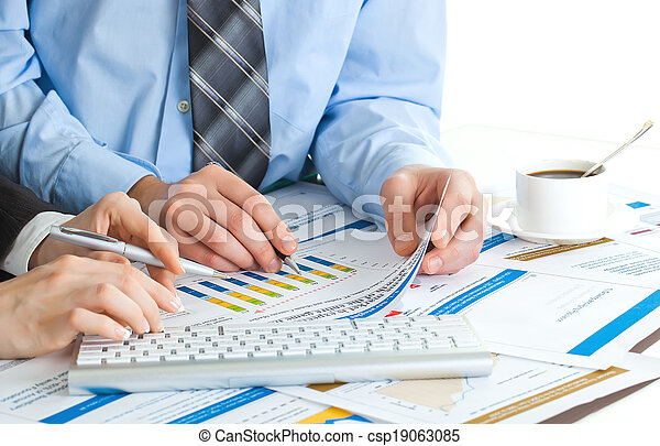 Business accounting - csp19063085