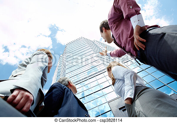 Business achievement - csp3828114