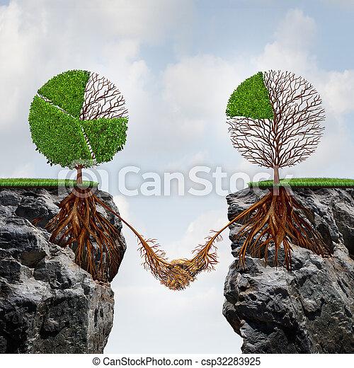 Business Agreement Concept - csp32283925