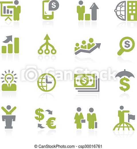 Business and Finance. Natura - csp30016761