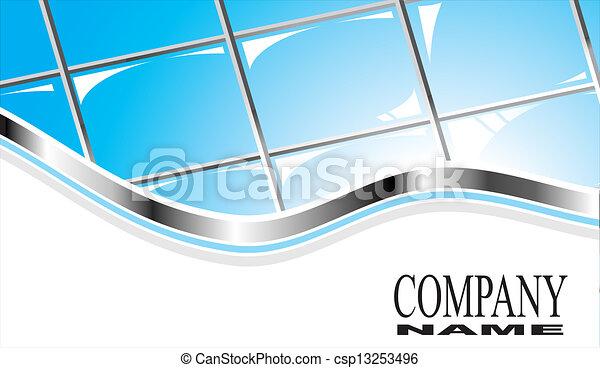 Business Background  - csp13253496