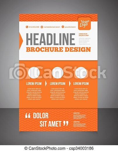 business flyer background