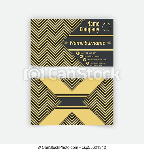 Business card blank template with textured background from eps business card blank template csp55621342 reheart Images