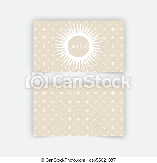 Business card blank template with textured background from vector business card blank template csp55621387 flashek Image collections