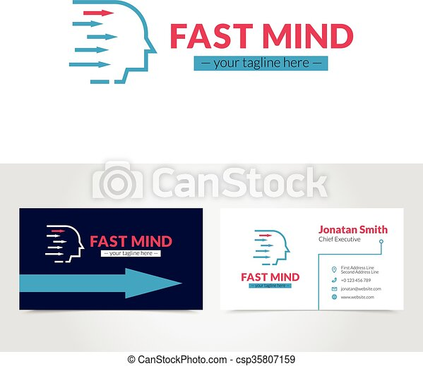 Business Card Logo Design Template Printable