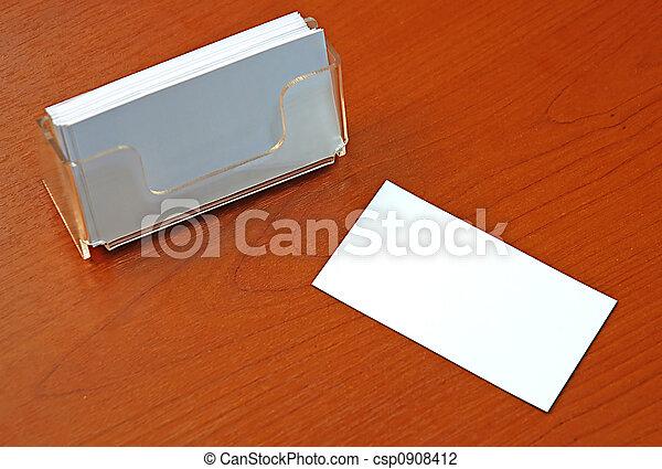 business card - csp0908412