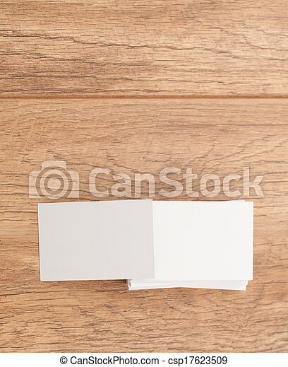 Business card - csp17623509