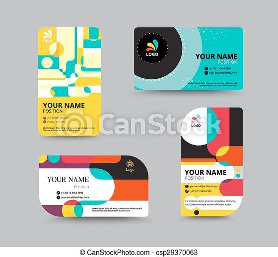 Business card template name card design for business include business card template name card design for business include sample text layout vector illustration simple name tag design concept friedricerecipe Gallery