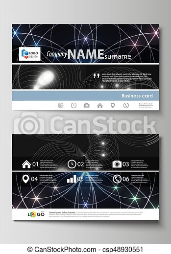 Business card templates easy editable layout abstract vector business card templates easy editable layout abstract vector design template sacred geometry fbccfo Choice Image