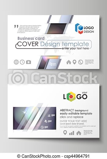 Business card templates easy editable layout abstract vector business card templates easy editable layout abstract vector template retro style mystical fbccfo Choice Image