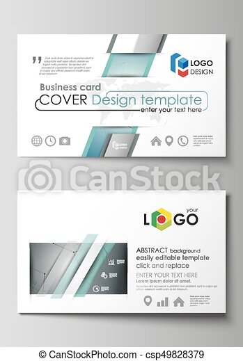 Business card templates easy editable layout abstract vectors business card templates easy editable layout abstract vector design template geometric accmission Gallery