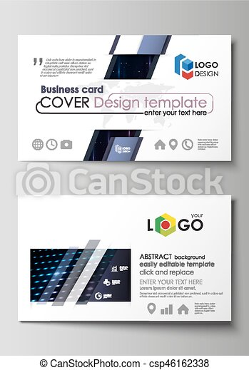 Business card templates layouts abstract colorful neon dots business card templates layouts abstract colorful neon dots dotted technology background glowing accmission Image collections