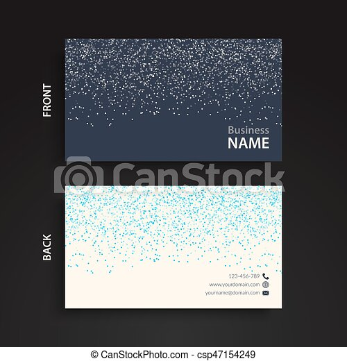 Collection of business card templates with golden eps vector business card templates with golden background csp47154249 cheaphphosting Gallery