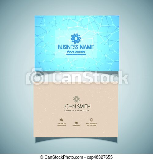 Business card with swimming pool water texture business card business card with swimming pool water texture csp48327655 colourmoves