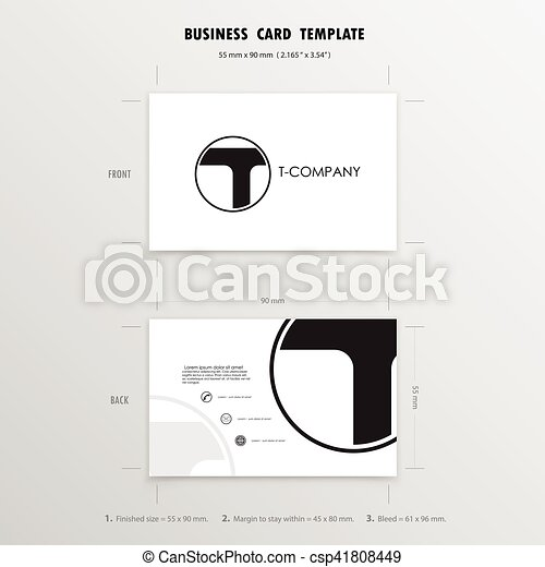 Business cards design template name cards symbol size 55 mm x 90 business cards design template name cards symbol size 55 mm x 90 mm reheart Choice Image